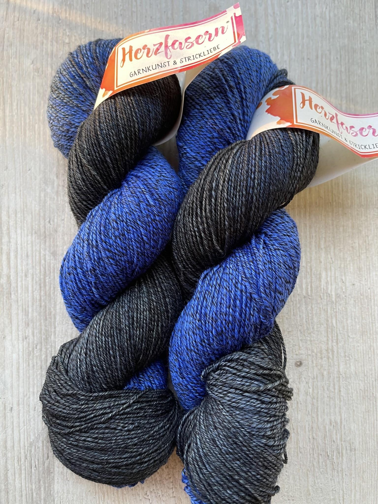 Sockenwolle mit Baumwollanteil -Matteo
