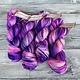 Herzfasern Herzfaser No 22 - Sockenwolle 4-fach  mit recyceltem Polyamid-muselingfrei Edition # 15