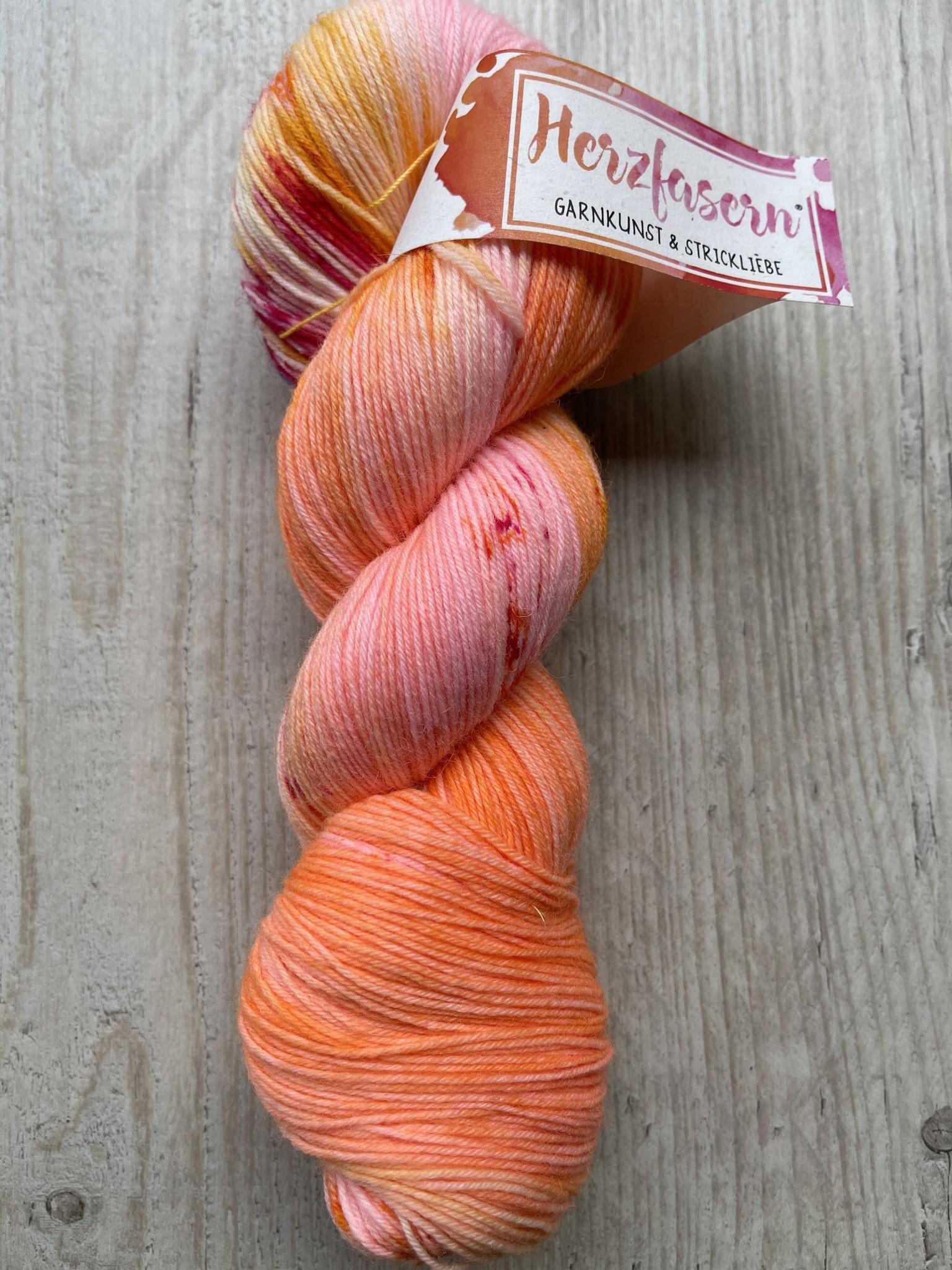 Herzfasern Sockenwolle - Edition #11