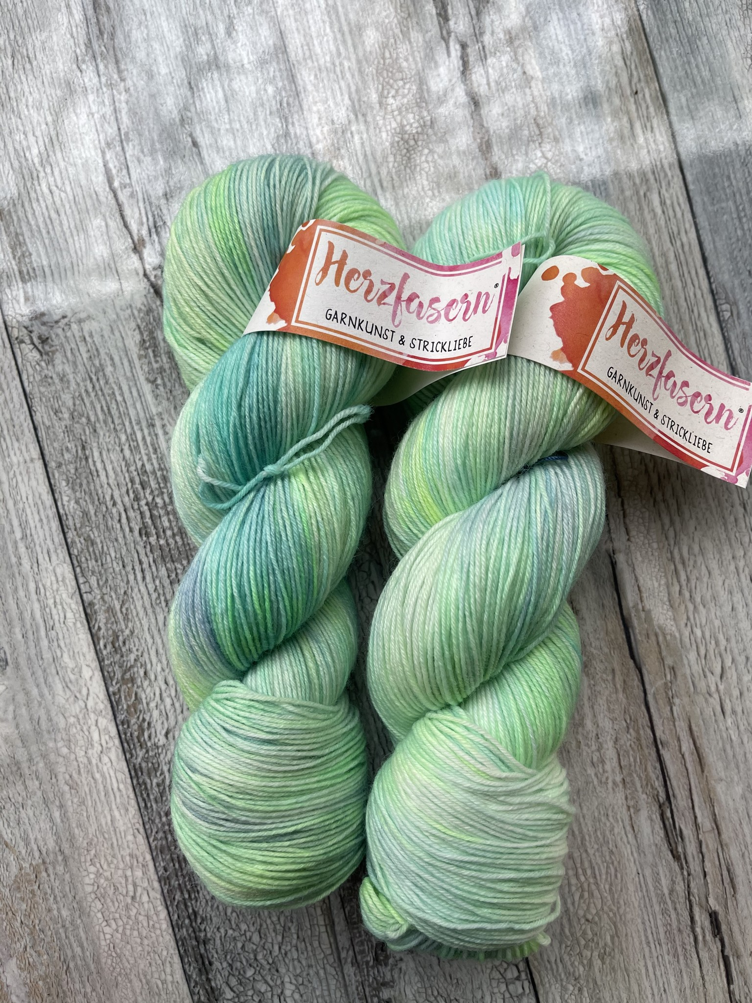 Sockenwolle -  Früh-So #07