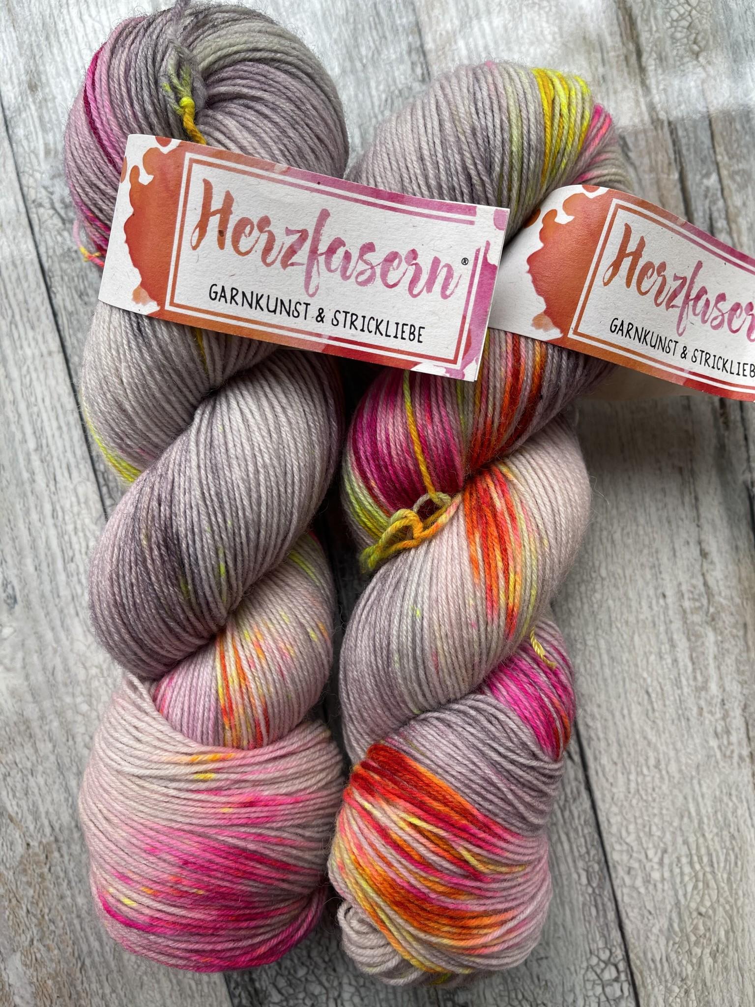 Sockenwolle -  Früh-So #09