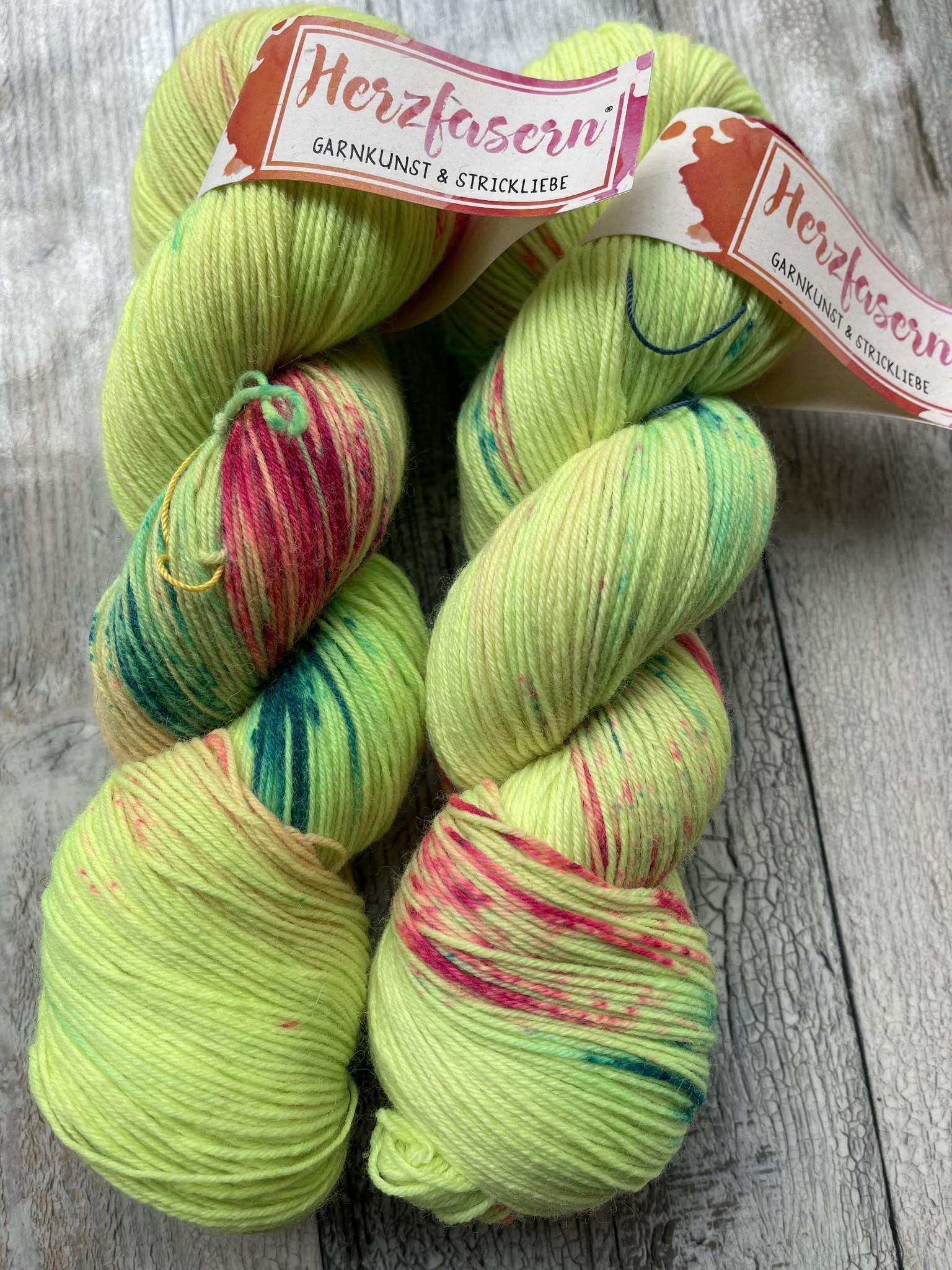 Sockenwolle -  Früh-So #10