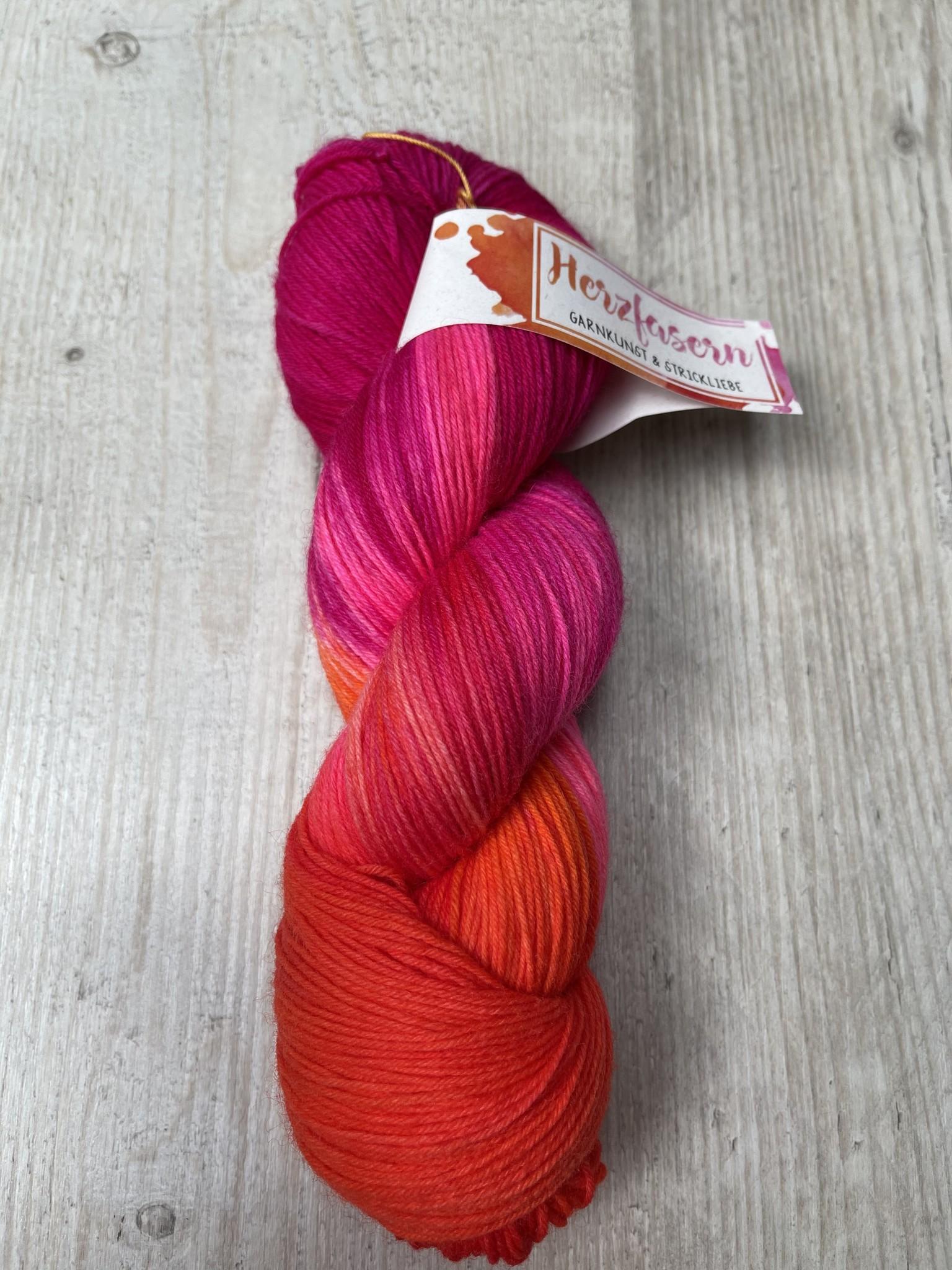 Sockenwolle -  Petras Traum