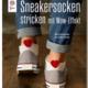 Sneakersocken stricken mit Wow Effekt