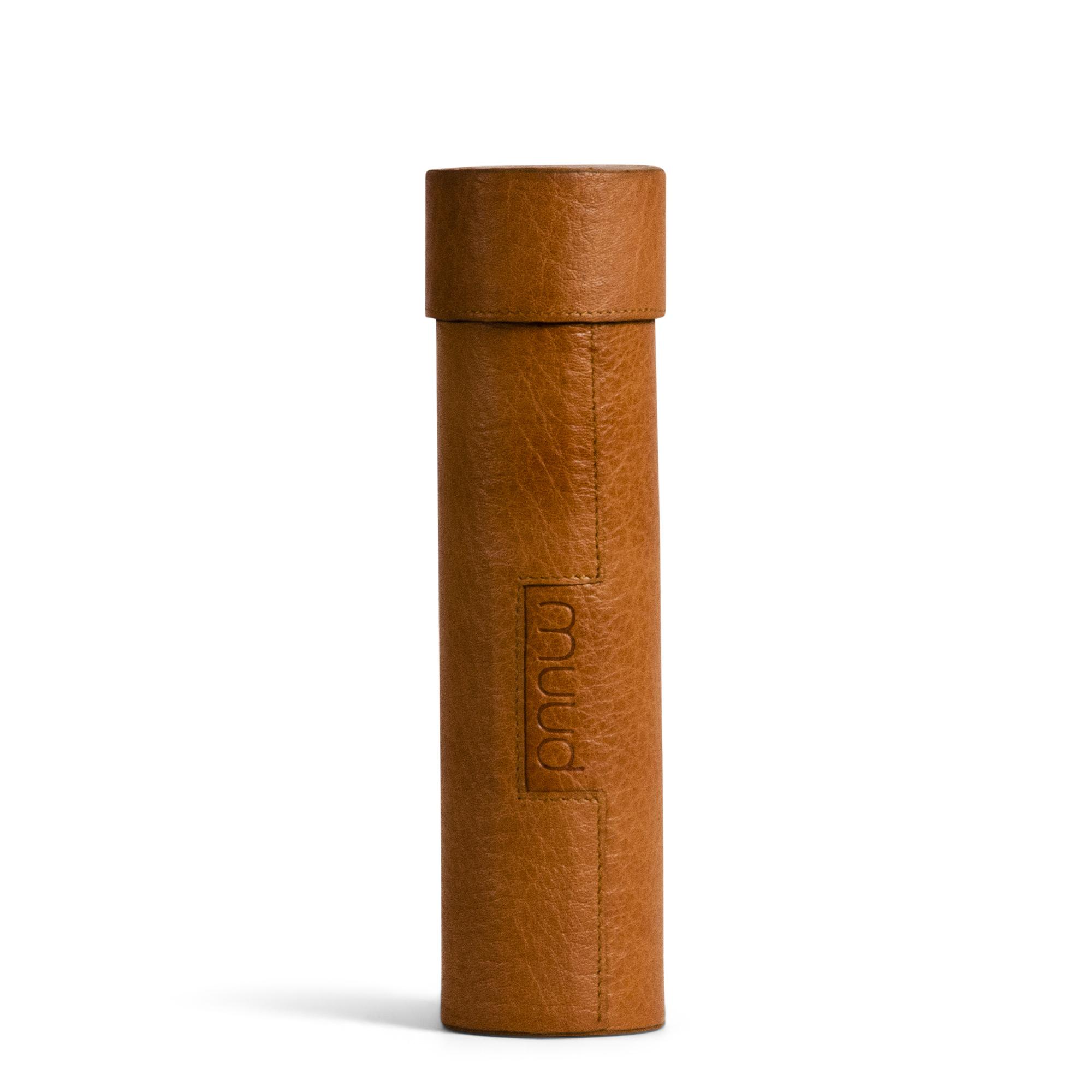 Muud Upsala - Handgefertigte Lederbox von muud