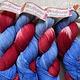 Herzfasern Herzfaser No 22 - Sockenwolle 4-fach  mit recyceltem Polyamid-muselingfrei Schlumpf