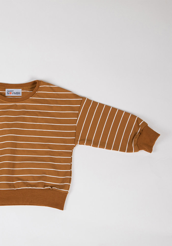 Sweater Taylor Mosterdgeel