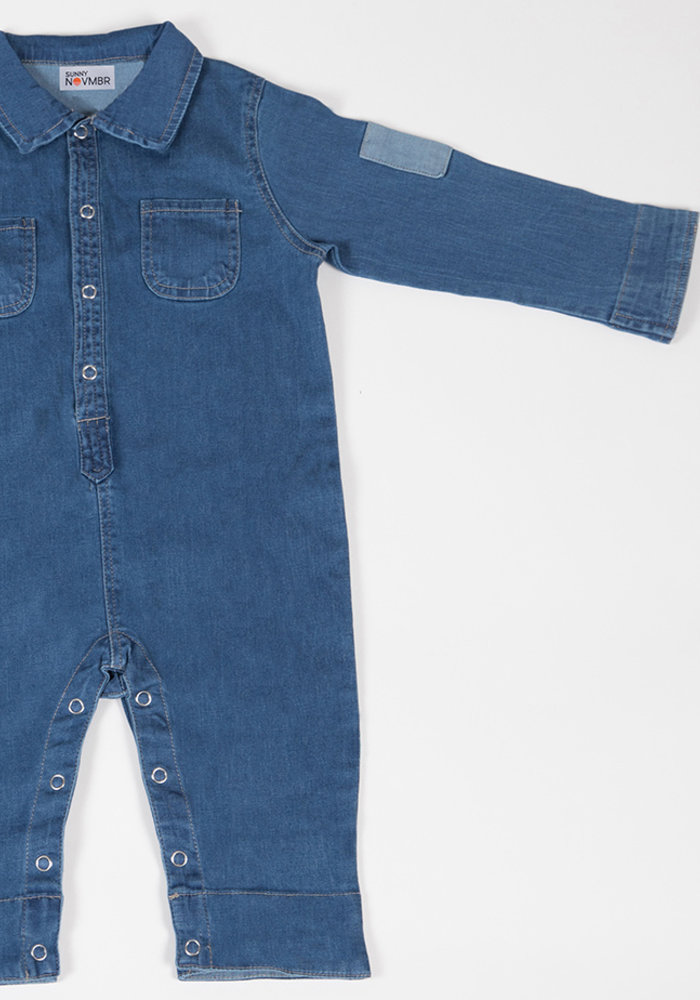 Overall Bailey Denim
