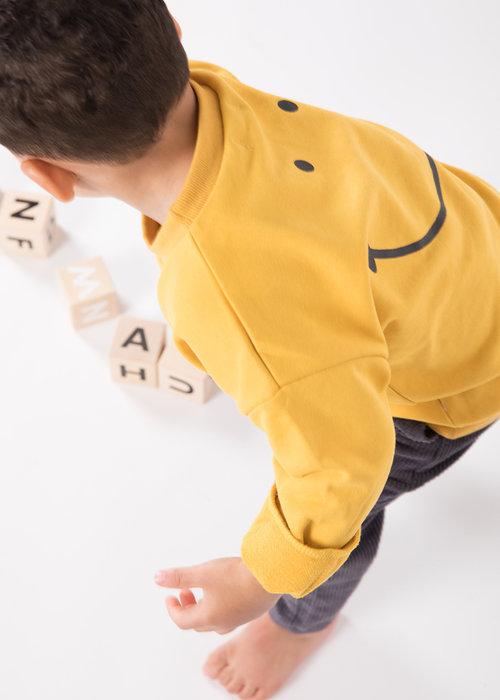 Sunny Novmbr Sweater Micah Geel- uitverkocht-