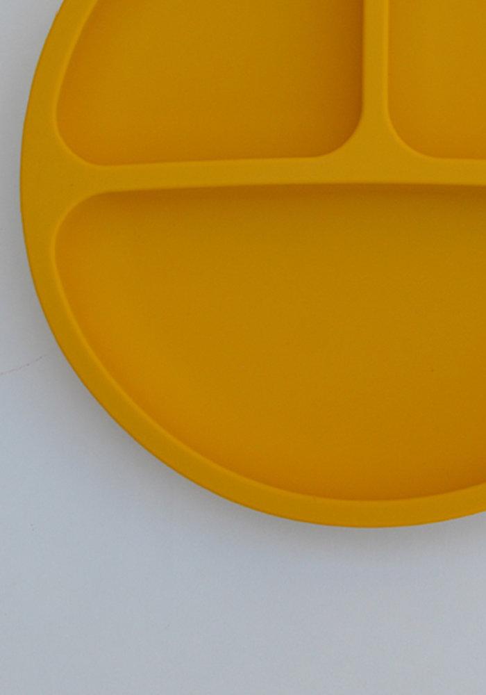 Sunny Siliconen Bord Mosterd (BPA vrij)