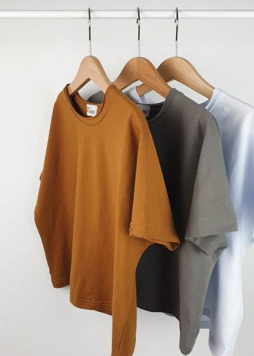 Sunny Novmbr KatoenenT-shirt Boxy Charlie Roest-uitverkocht