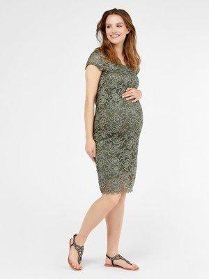 zwangerschapsjurk mivana kant