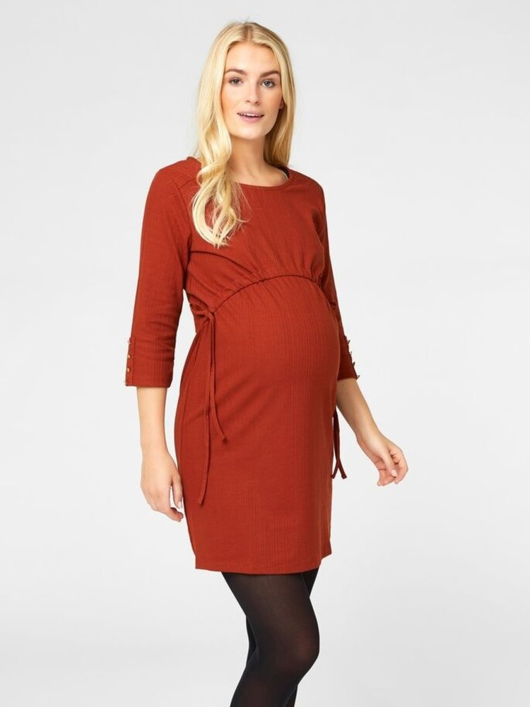 Mamalicious zwangerschapstuniek koord aribian spice