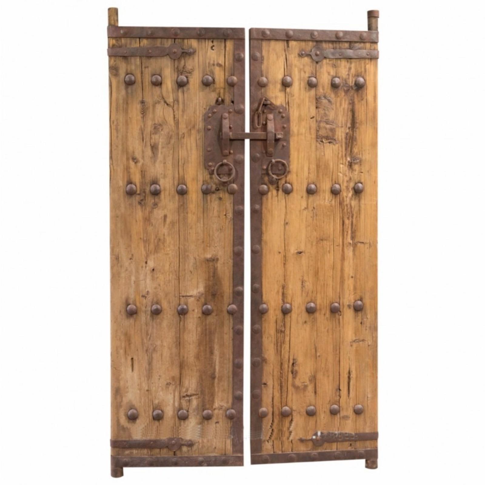 Luksa Uniek oude poortdeuren