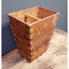 Luksa oude stoere houten bak