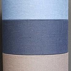 Luksa Kap cilinder Linnen taupe LIN52