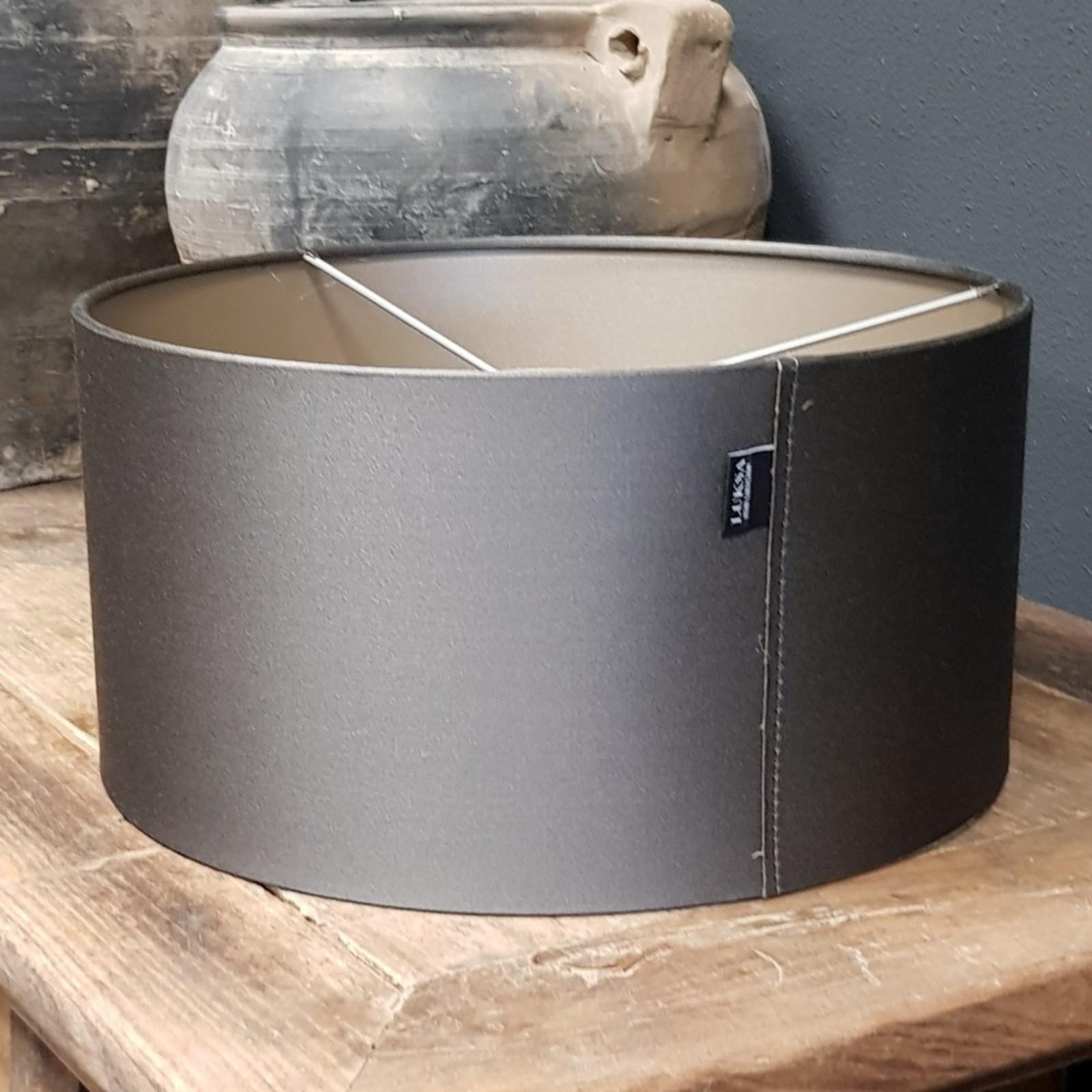 Luksa Kap cilinder Zinc MON81