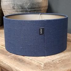 Luksa Kap cilinder donker blauw LIN14