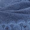 BEAUX JOURS SCARF LACE & PEARL BLUE