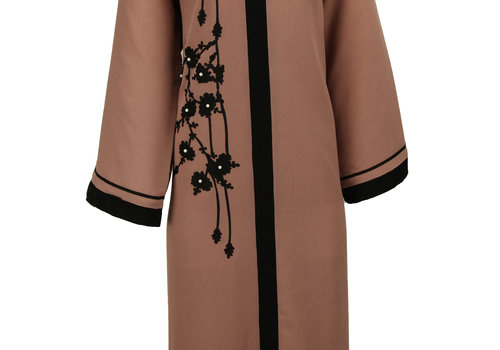 BEAUX JOURS MOTHER OF PEARL ABAYA