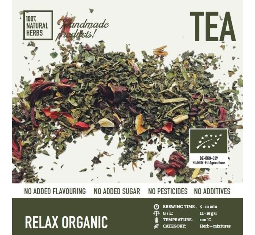Relax Organic thee