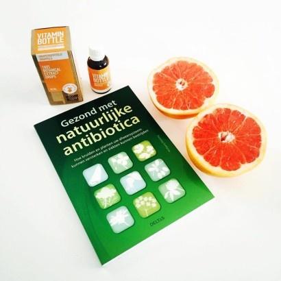 grapefruit pit olie