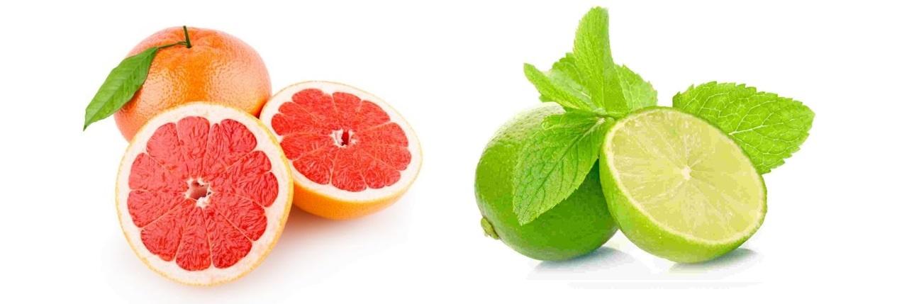 Grapefruit olie druppels
