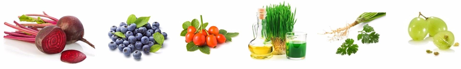 ingredienten ijzerdruppels