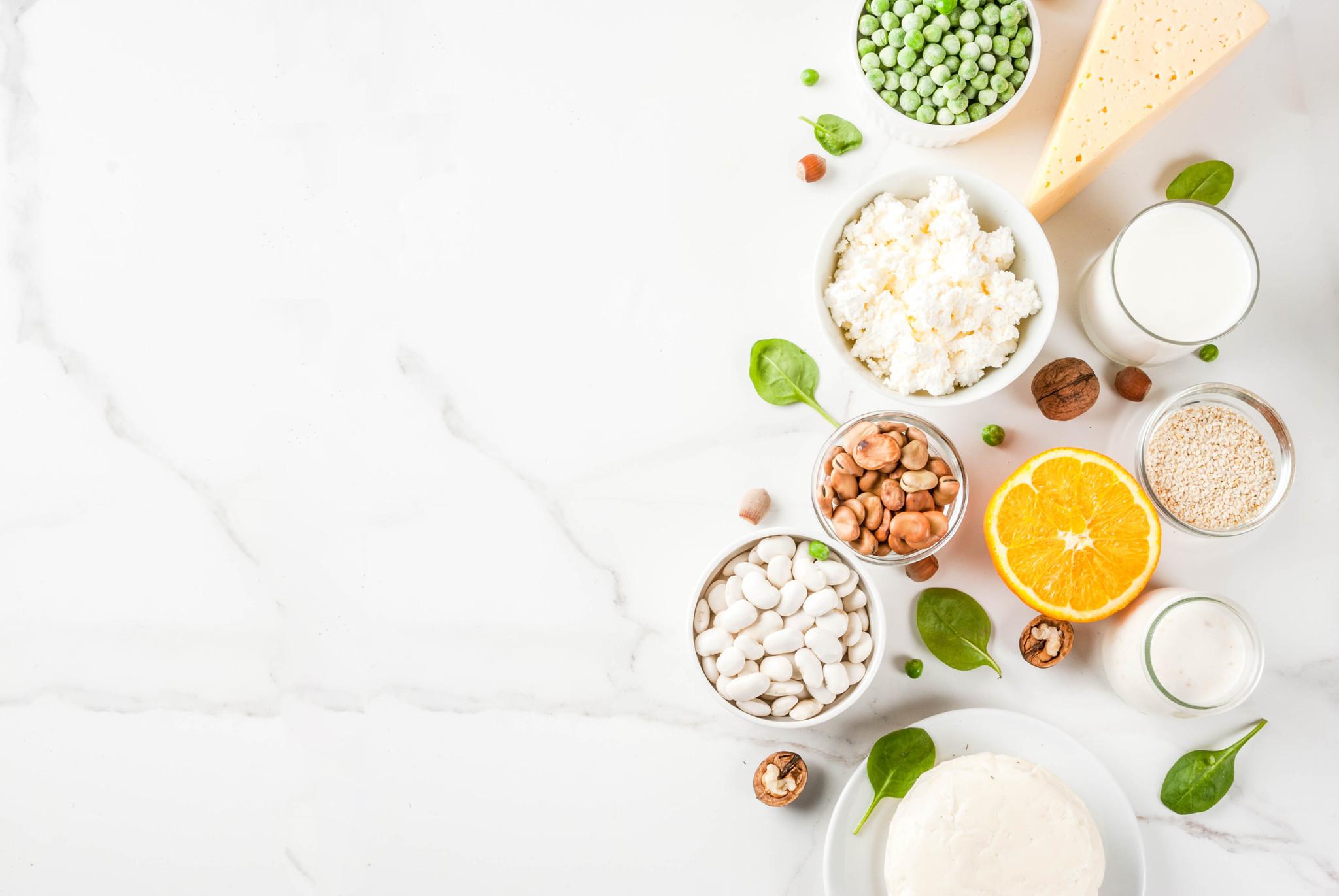 calcium in voeding