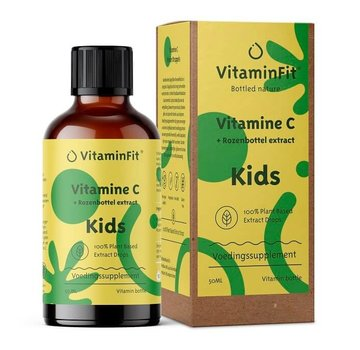 Vitamine C Kids Druppels 50 ML