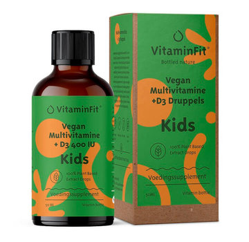 Multivitamine Kids + D3 Druppels 50 ML