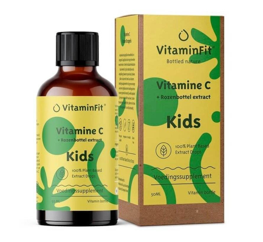 vitamine c kids rozenbottel