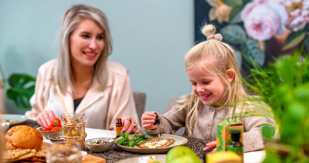 Help de weerstand van je kind verhogen met deze tips