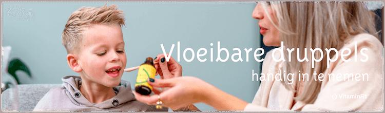 Dosering en gebruik VitaminFit Kids