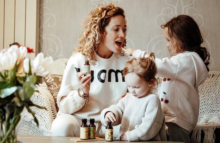 Vitamines <br> voor het <br> hele gezin