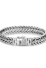 Buddha to Buddha 925 Sterling Zilveren j065 E Nurul Xs Armband 19cm