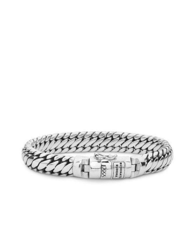 Buddha to Buddha 925 Sterling Zilveren 070 Ben Armband F 21cm