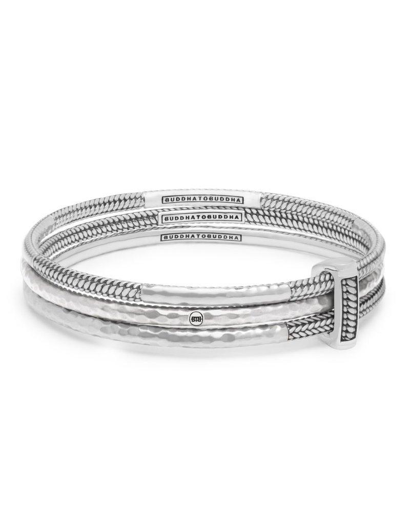 Buddha to Buddha 925 Sterling Zilveren Dunia Cinta Bracelet Set 318 m