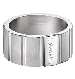 Calvin Klein Mens Ring, Steel