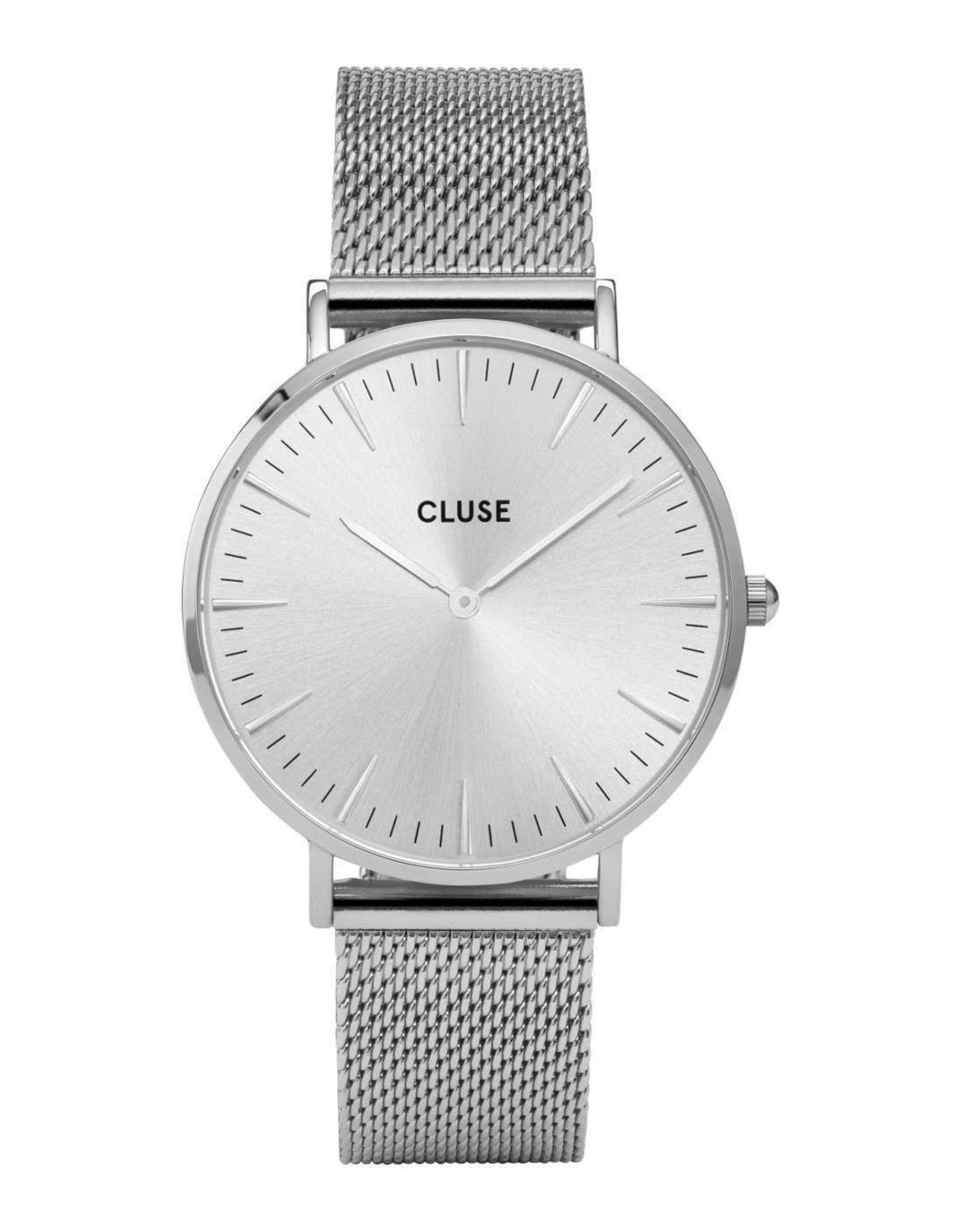 Cluse Boho Chic Silver, Silver/Silver
