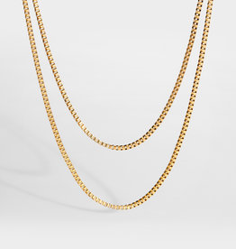 Northern Legacy nl double chain gold