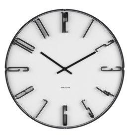 Present Time Karlsson Sentient Wandklok Ø 40 cm