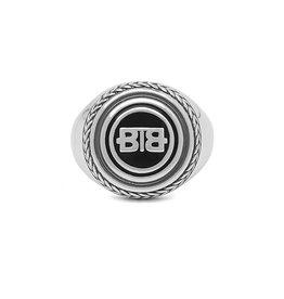 Buddha to Buddha 925 Sterling Zilveren Heritage Tangguh Signet Batas Ring BTB050/20