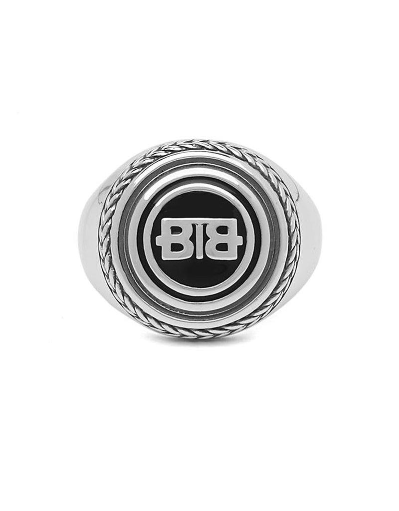 Buddha to Buddha 925 Sterling Zilveren 050 19 Tangguh Batas Ring