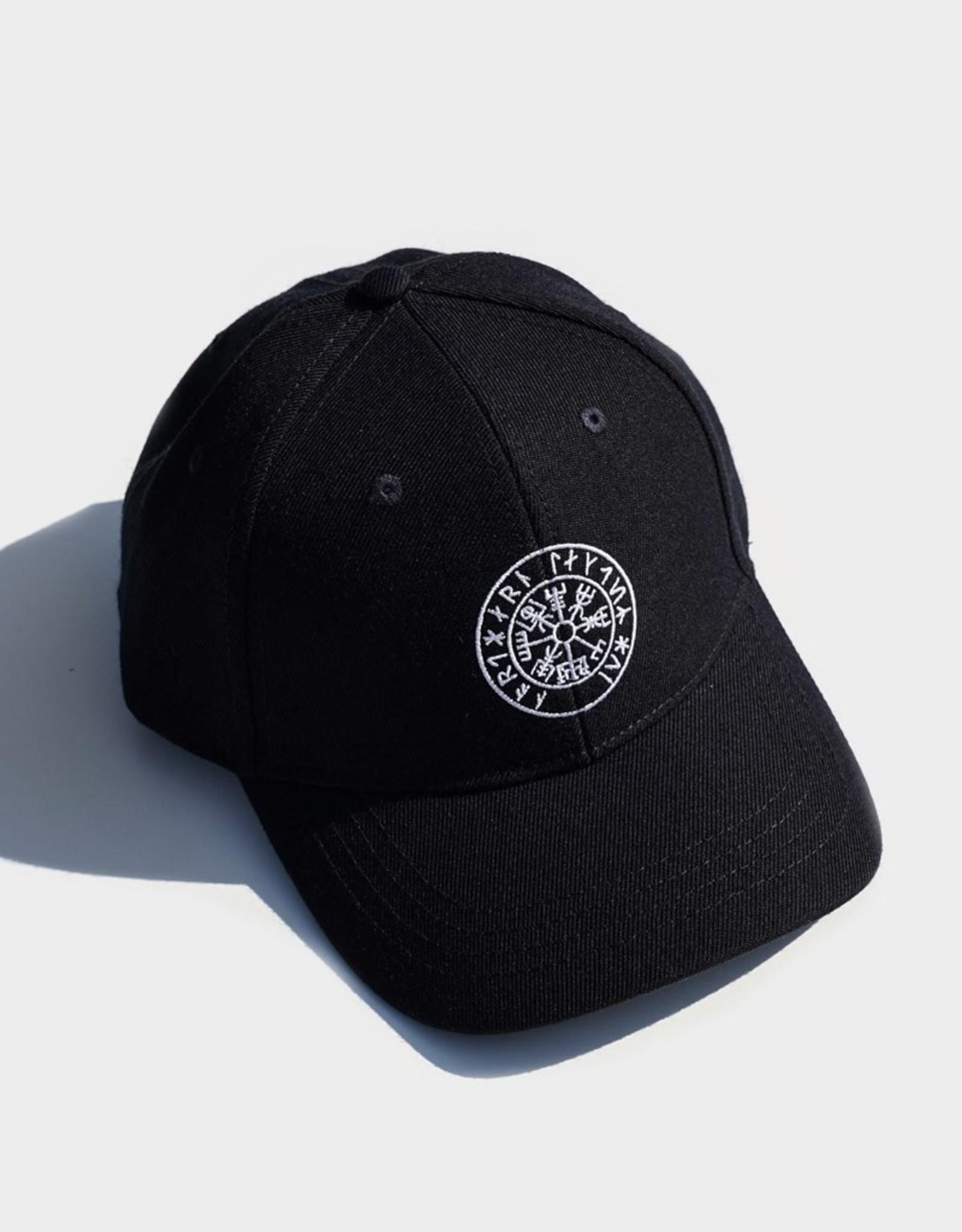 Northern Legacy nl vegviser patch cap black