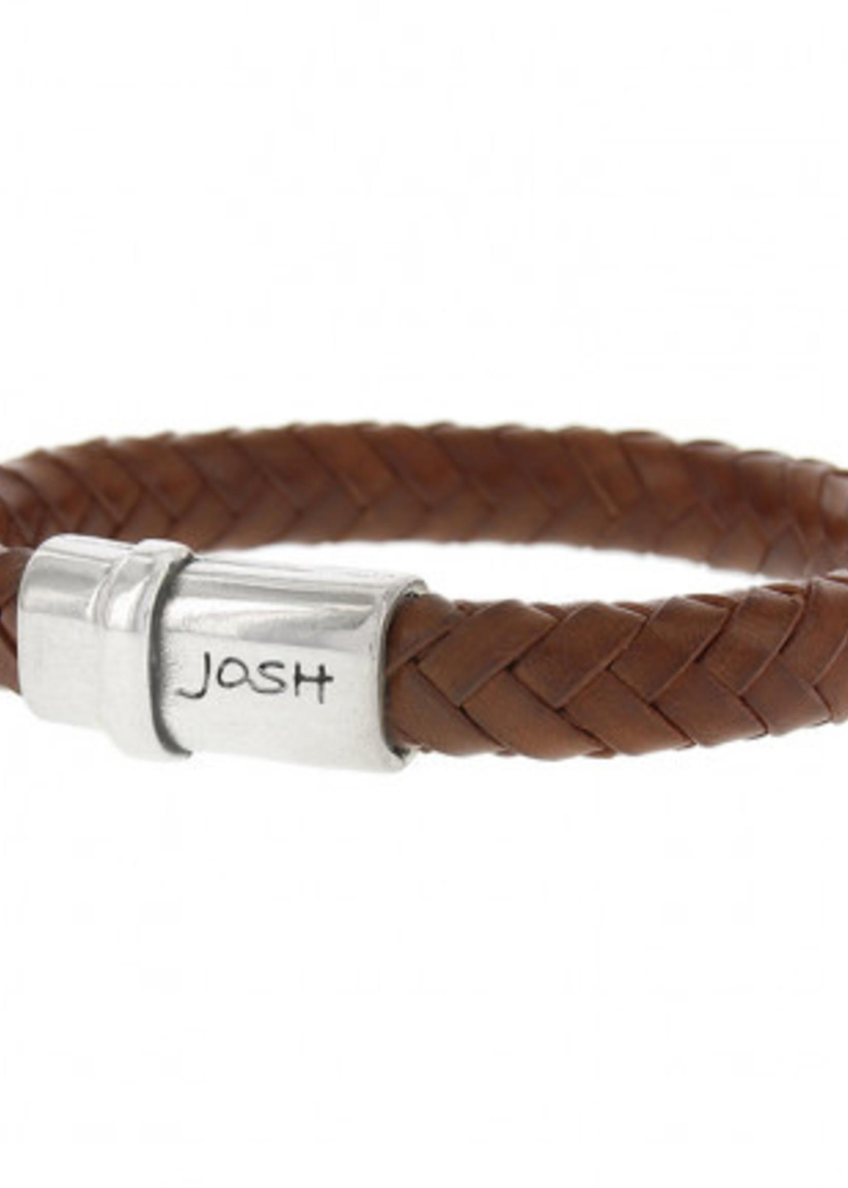 Josh Armband Heren 09073 Cognac