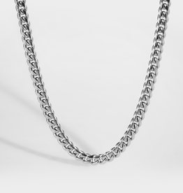 Northern Legacy NL Sequence necklace - Silver