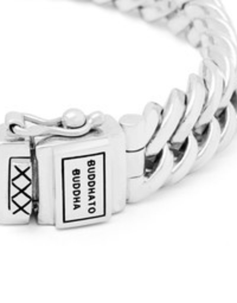 Buddha to Buddha 925 Sterling Zilveren J080 F Chain Xs Armband