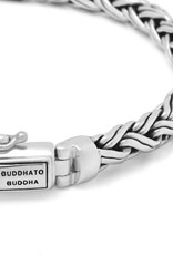 Buddha to Buddha 925 Sterling Zilveren J170 E Katja Junior Armband 19cm