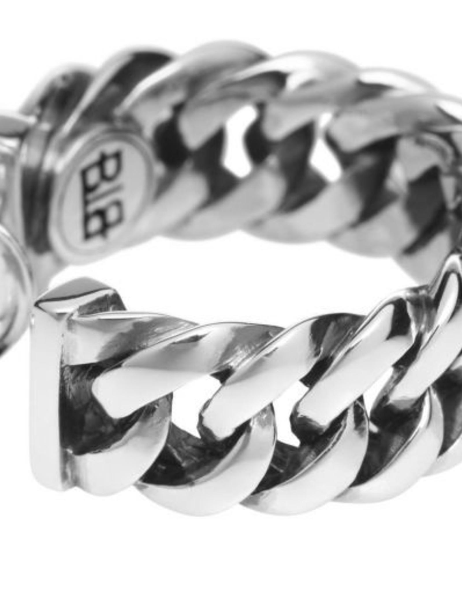 Buddha to Buddha 925 Sterling Zilveren Chain Earring